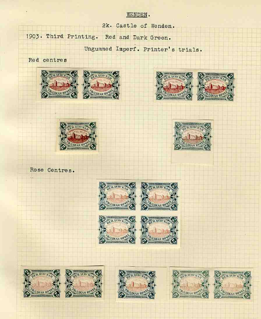 Cherrystone Philatelic Auction Lots Of Rare Stamps